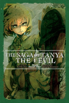 ‎The Saga of Tanya the Evil, Vol  5 (light novel)