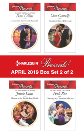 Harlequin Presents - April 2019 - Box Set 2 of 2