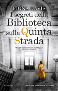I segreti della Biblioteca sulla Quinta Strada Copertina del libro
