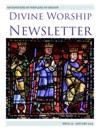 Divine Worship Newsletter - January 2019