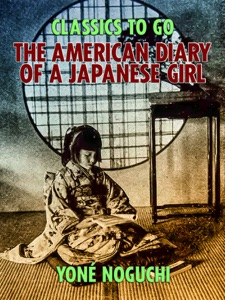 The American Diary of a Japanese Girl Book Cover