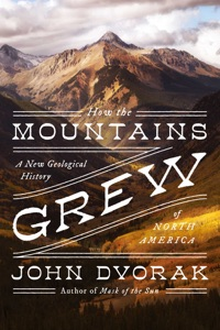 How the Mountains Grew Book Cover