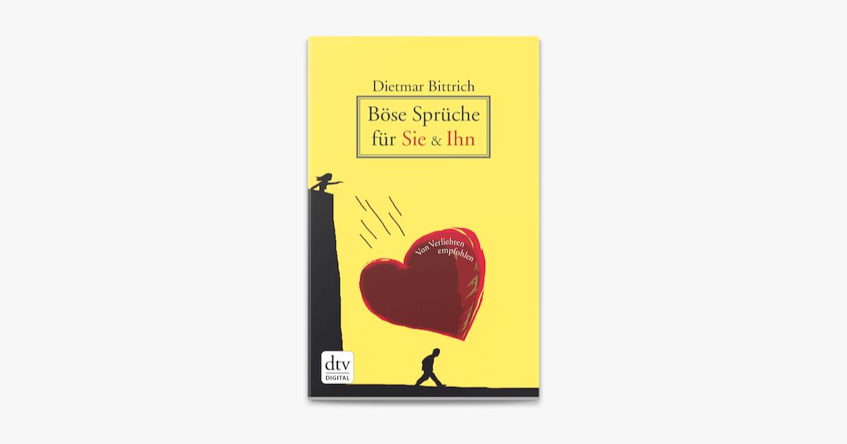Böse Sprüche für Sie & Ihn on Apple Books