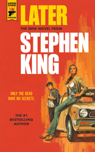 Later Book Cover