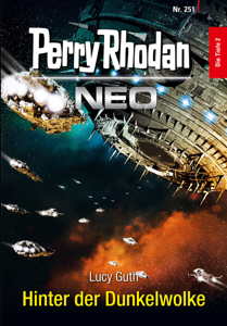 Perry Rhodan Neo 251: Hinter der Dunkelwolke Buch-Cover