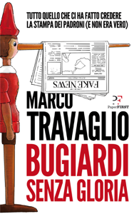 Bugiardi senza gloria Libro Cover