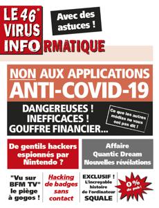 Le 46e Virus Informatique Couverture de livre