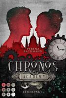 Verena Bachmann - Chronos Academy 2: Feuerpakt artwork