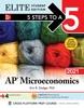 5 Steps To A 5: AP Microeconomics 2021 Elite Student Edition