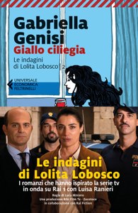 Giallo ciliegia Book Cover