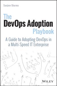 The DevOps Adoption Playbook Copertina del libro