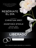 Liberado («Cincuenta sombras» contada por Christian Grey 3) Book Cover