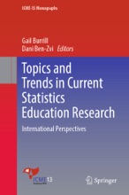 Topics and Trends in Current Statistics Education Research