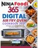 Ninja Foodi Digital Air Fry Oven Cookbook 2021: Affordable, Quick And Easy Ninja Air Fry Oven Recipe