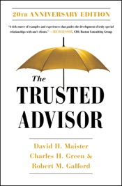 The Trusted Advisor: 20th Anniversary Edition