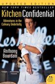 Kitchen Confidential Book Cover