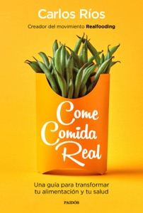 Come comida real Book Cover