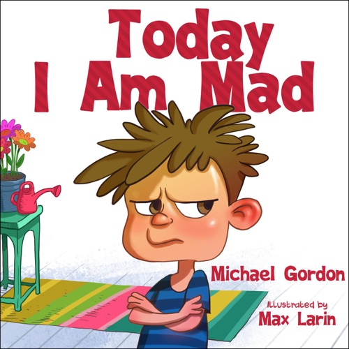 Today I Am Mad Book