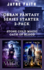 Jayne Faith - Urban Fantasy Series Starter 2-Pack  artwork