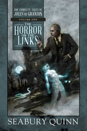 The Horror on the Links book