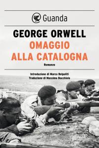 Omaggio alla Catalogna Copertina del libro