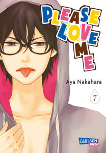 Please Love Me  7 Buch-Cover