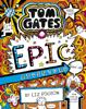 Liz Pichon - Tom Gates 13: Epic Adventure (kind of) artwork