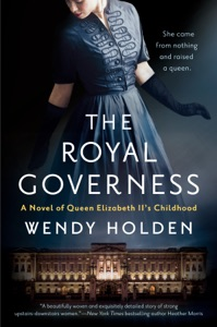 The Royal Governess Book Cover