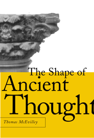 The Shape of Ancient Thought book