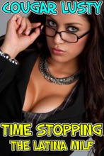 Time Stopping The Latina Milf