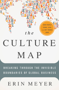 The Culture Map (INTL ED) Copertina del libro