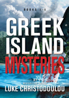 Luke Christodoulou - Greek Island Mysteries (Books 1-5) artwork