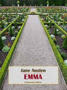 Emma Book Cover