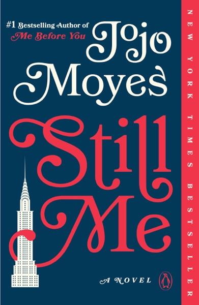 Still Me - Jojo Moyes book cover