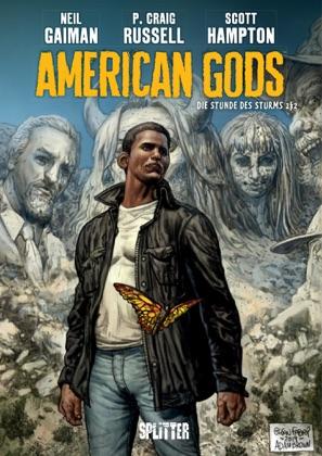 American Gods 06: Die Stunde des Sturms 2/2