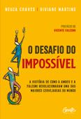 O desafio do impossível Book Cover