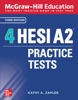 McGraw-Hill Education 4 HESI A2 Practice Tests, Third Edition