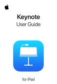 Keynote User Guide for iPad
