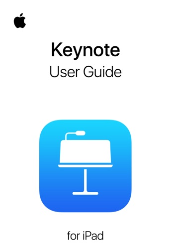 Keynote User Guide for iPad E-Book Download