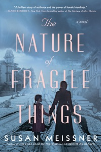 The Nature of Fragile Things Book Cover