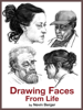 Nevin Berger - Drawing Faces From Life  artwork