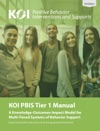 KOI PBIS Tier 1 Manual