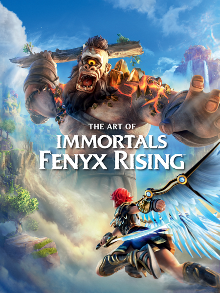 The Art of Immortals: Fenyx Rising
