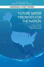 Future Water Priorities For The Nation