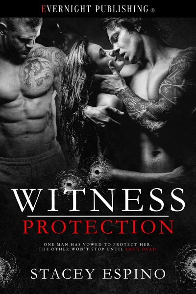 Witness Protection - Stacey Espino book cover