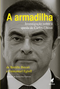 A armadilha Book Cover