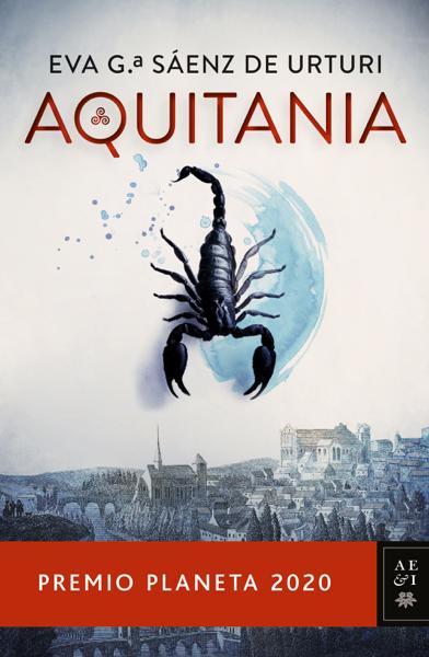 Aquitania by Eva García Saénz de Urturi