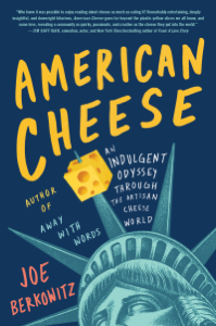 American Cheese Book Cover