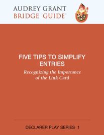 Five Tips to Simplify Entries