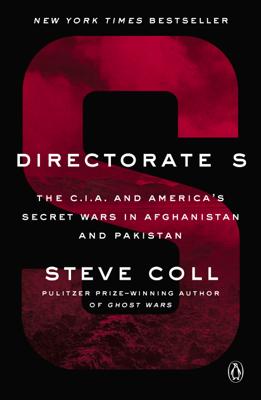 Directorate S - Steve Coll book